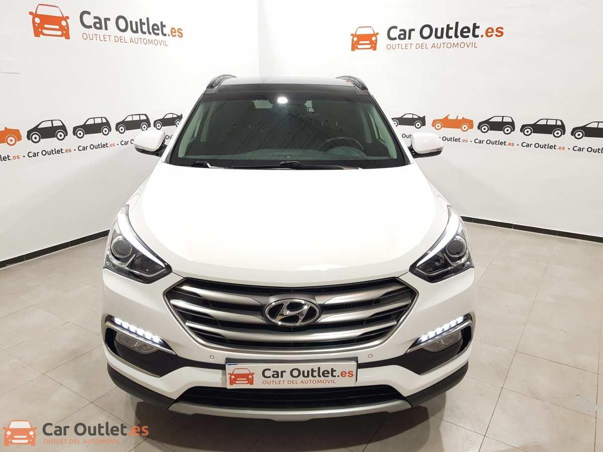 1 - Hyundai Santa Fe 2018