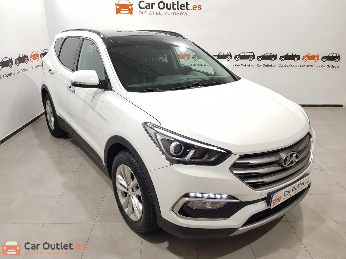2 - Hyundai Santa Fe 2018