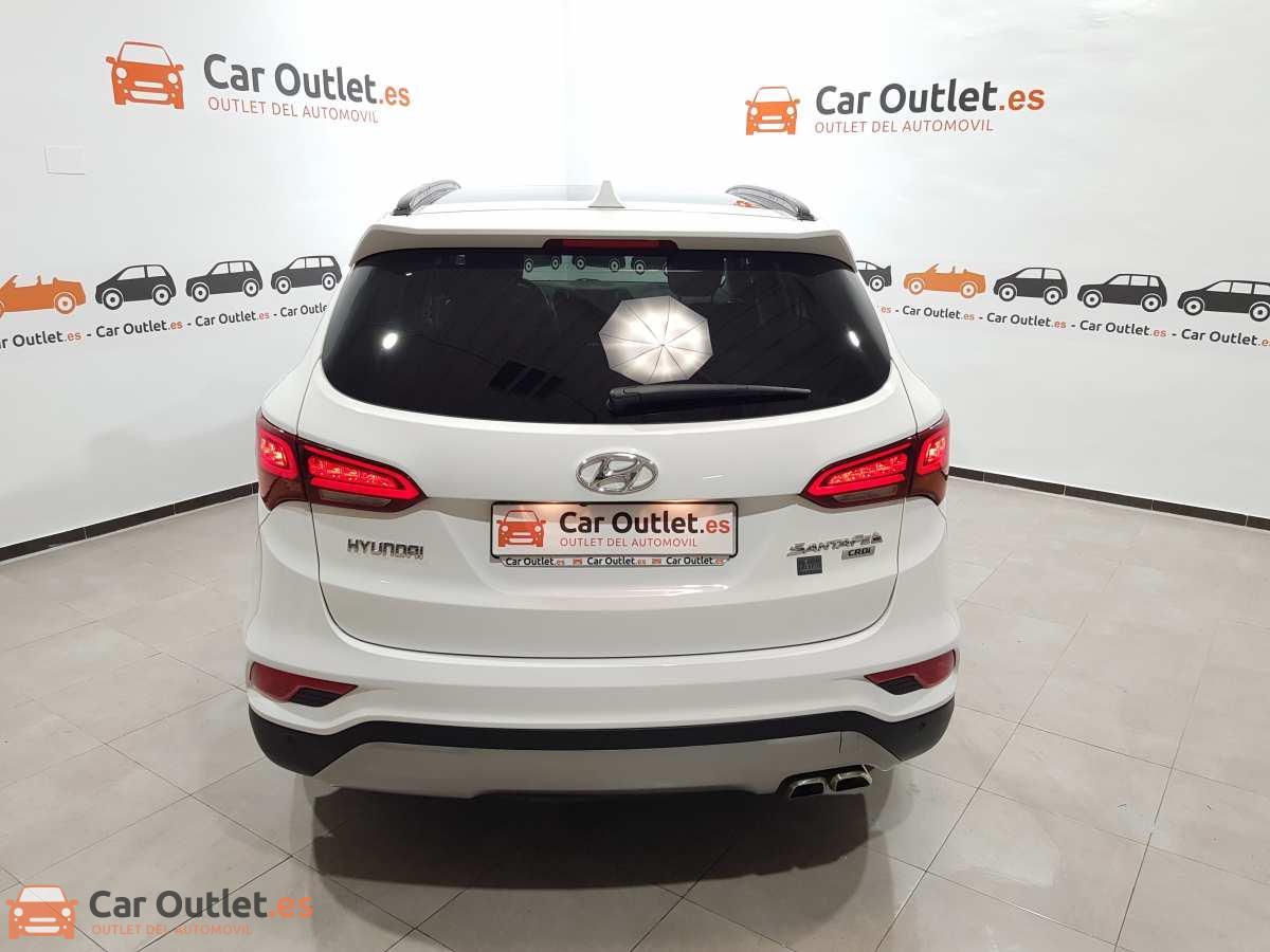 6 - Hyundai Santa Fe 2018