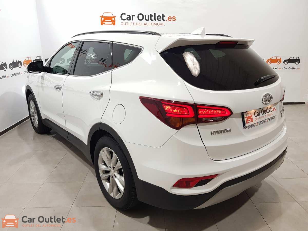 7 - Hyundai Santa Fe 2018