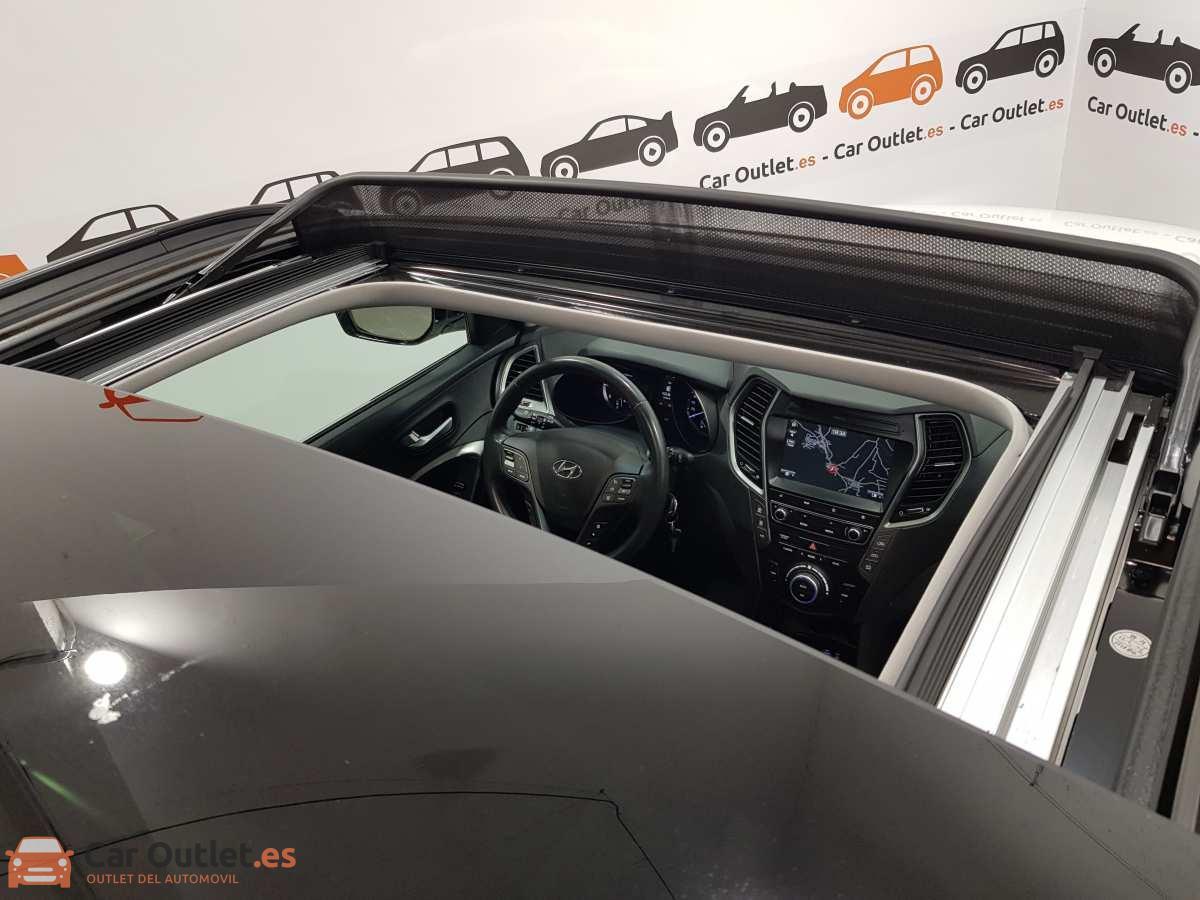 8 - Hyundai Santa Fe 2018