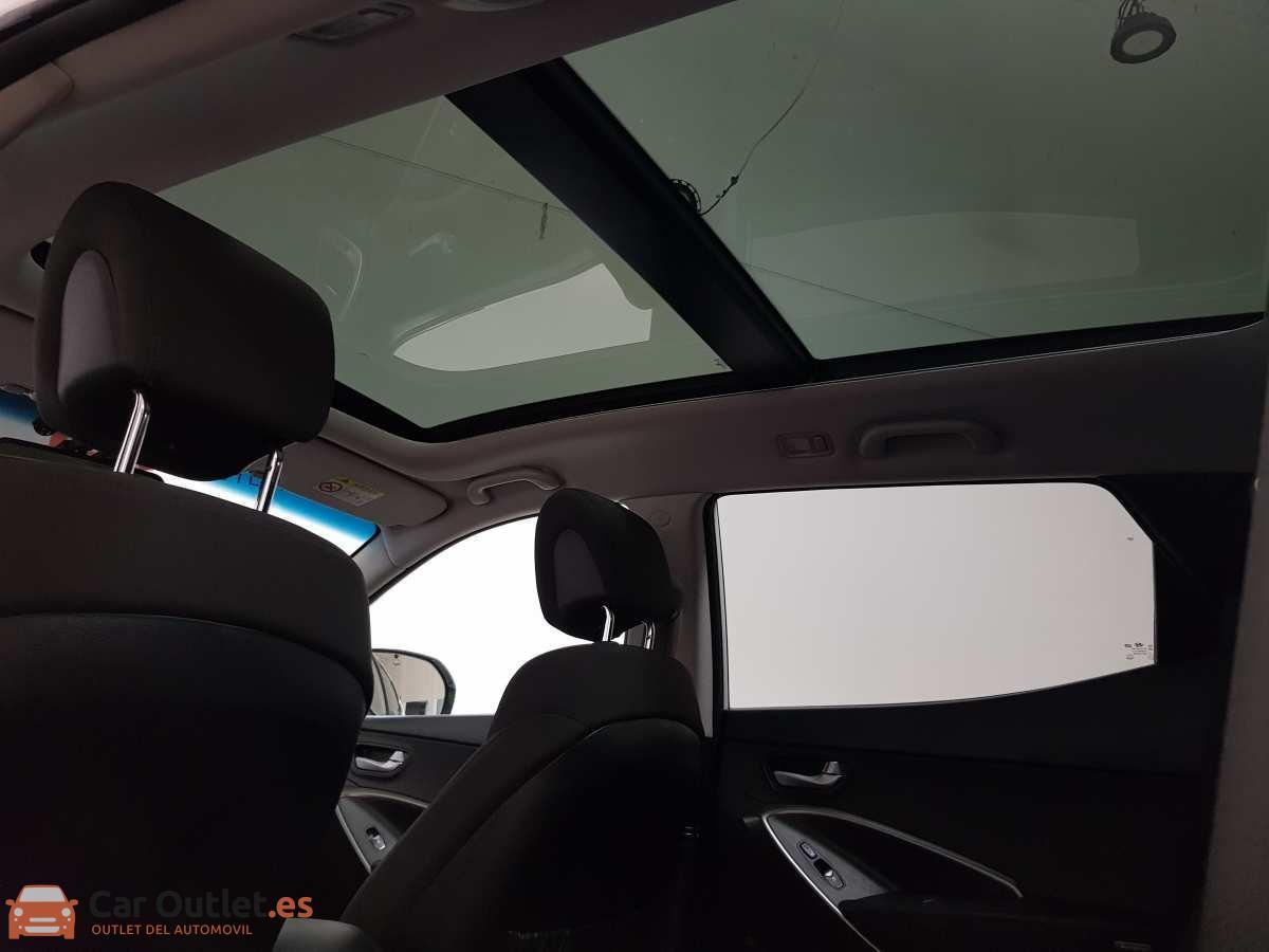 10 - Hyundai Santa Fe 2018