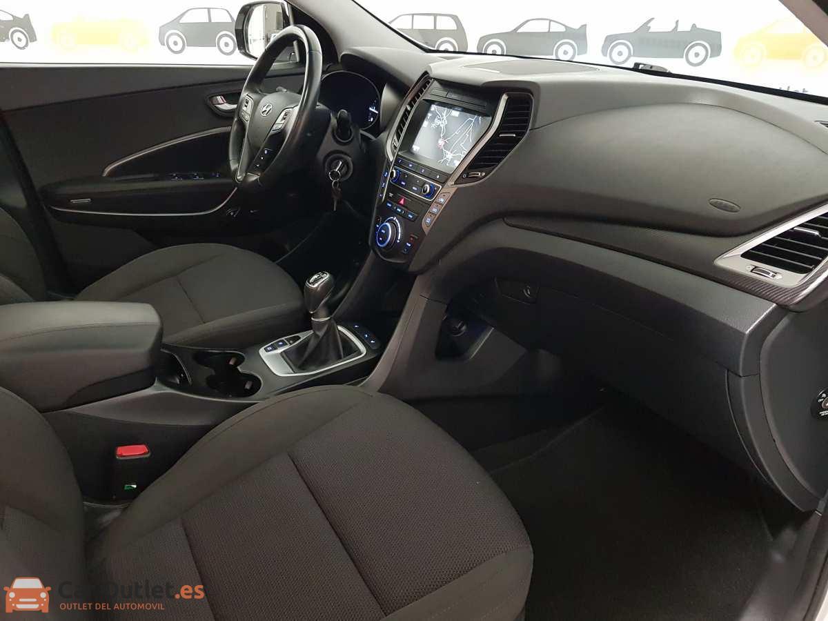 17 - Hyundai Santa Fe 2018