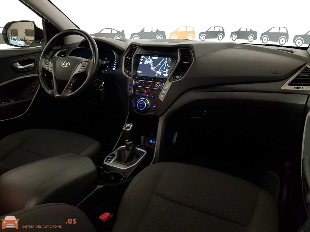 20 - Hyundai Santa Fe 2018