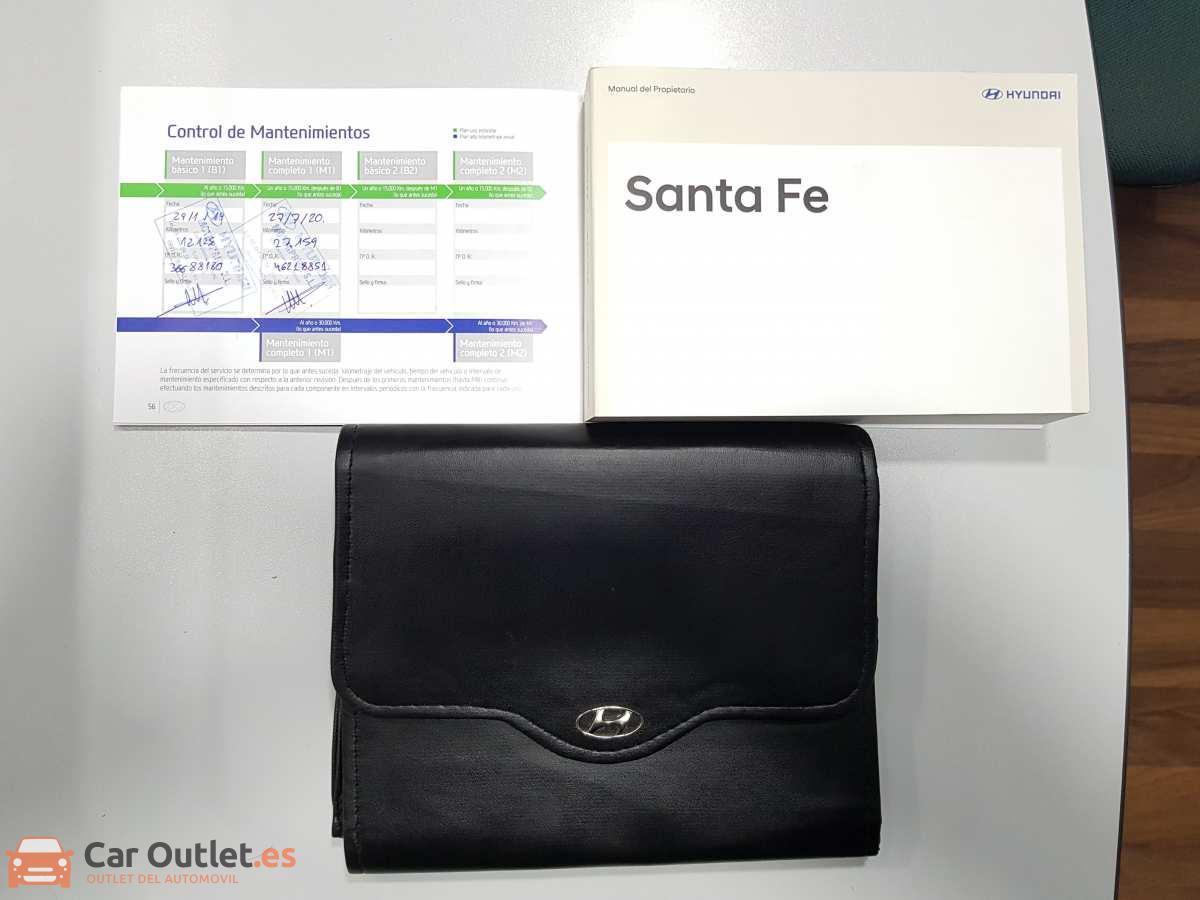 37 - Hyundai Santa Fe 2018