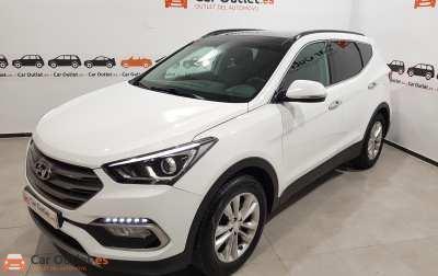 Hyundai Santa Fe Diesel - 2018