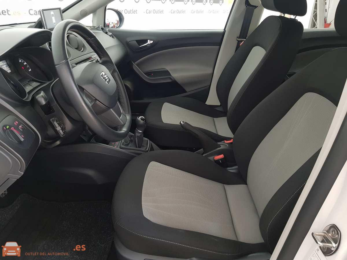 8 - Seat Ibiza 2015