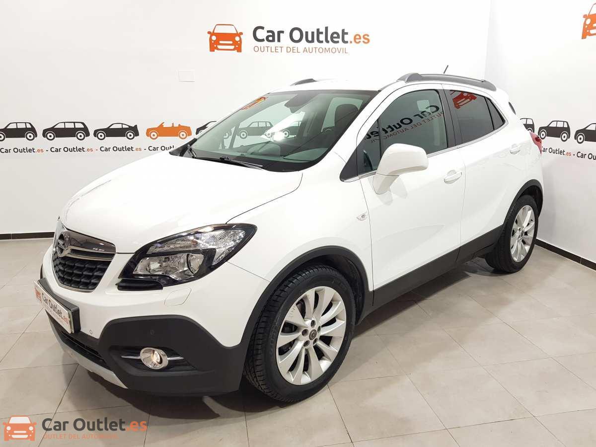 Opel Mokka Diesel - 2015