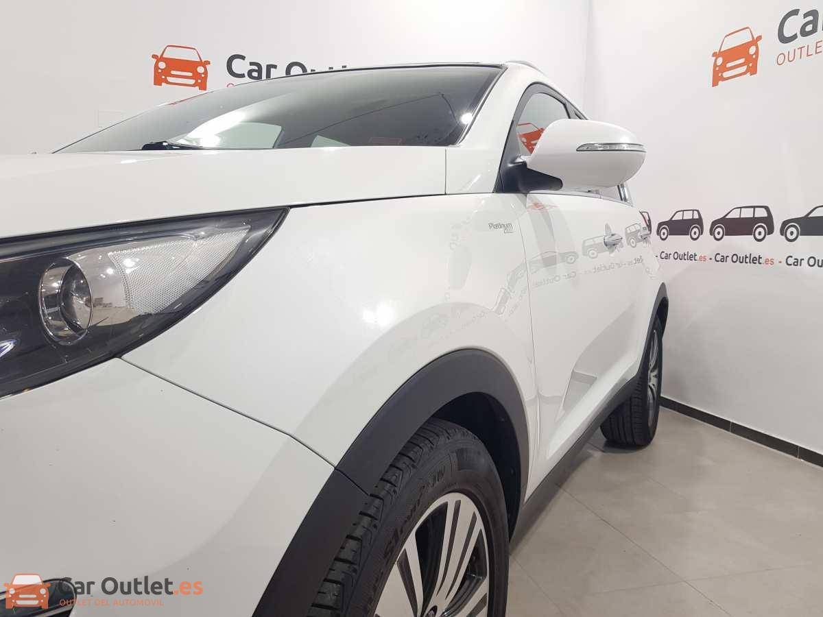 4 - Kia Sportage 2015 - AUTO