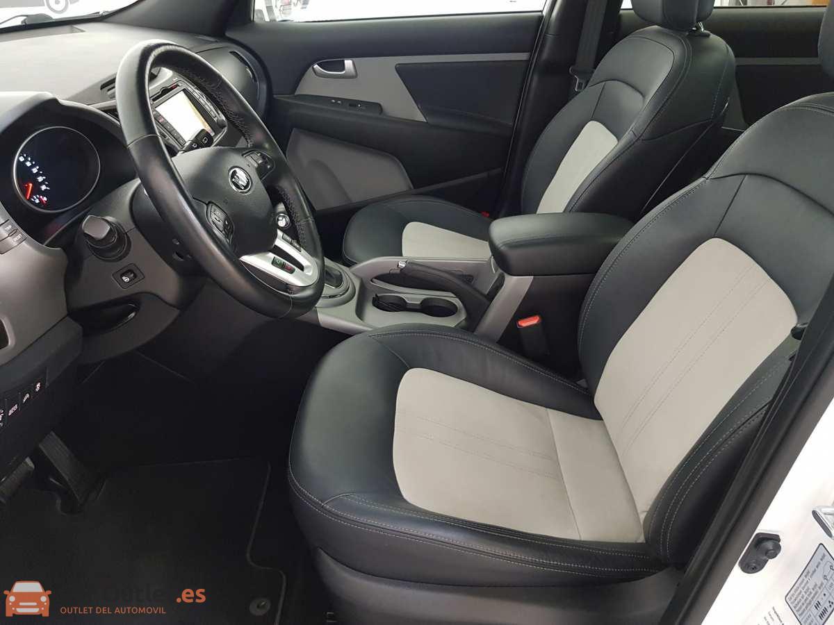 11 - Kia Sportage 2015 - AUTO