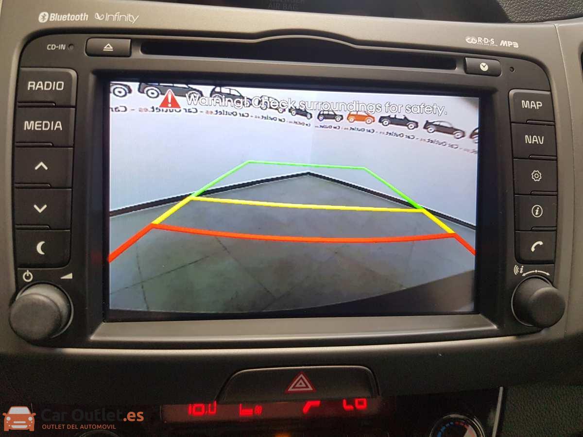 20 - Kia Sportage 2015 - AUTO