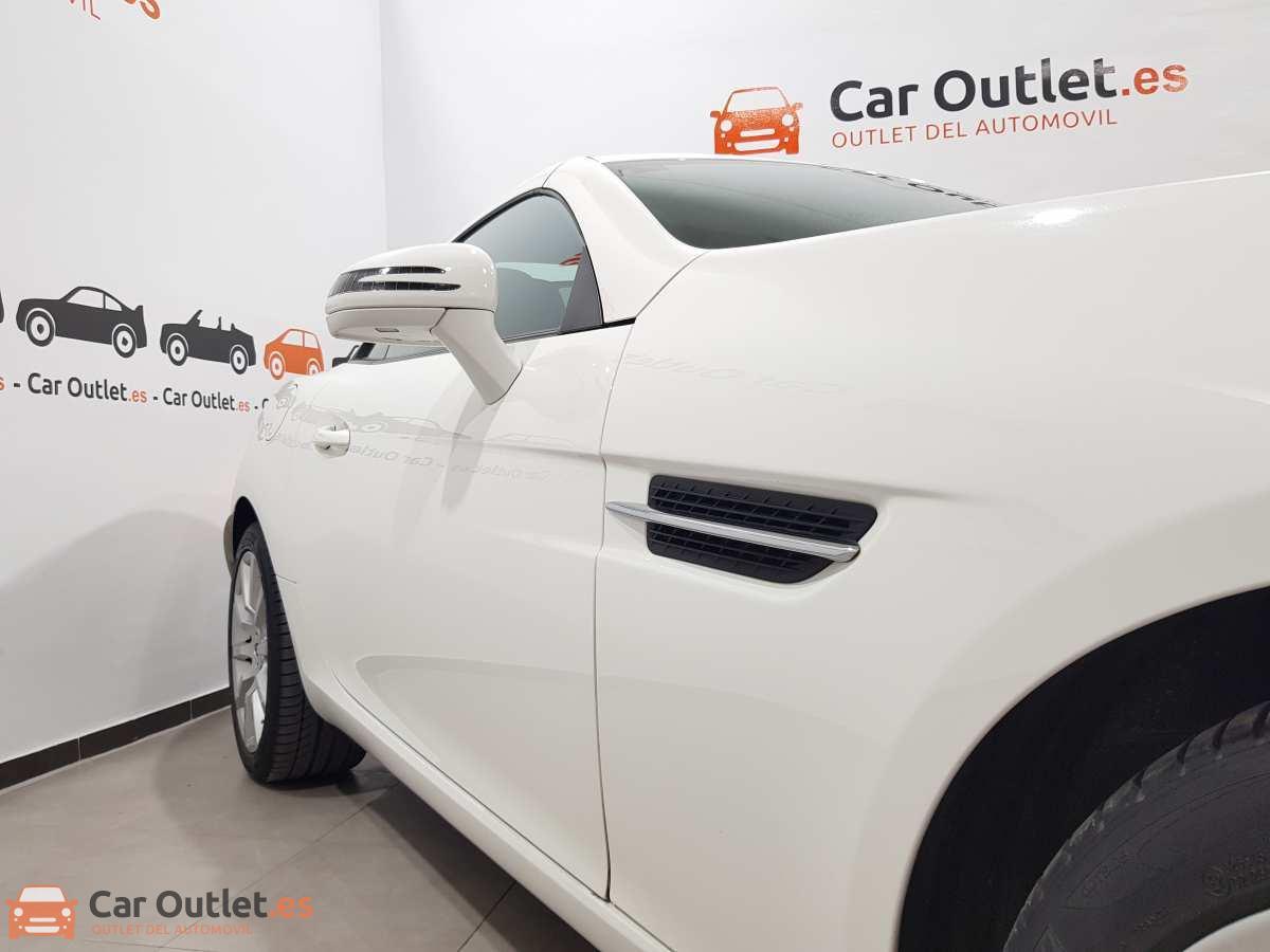 5 - Mercedes SLK Class 2014 - AUTO - CABRIO