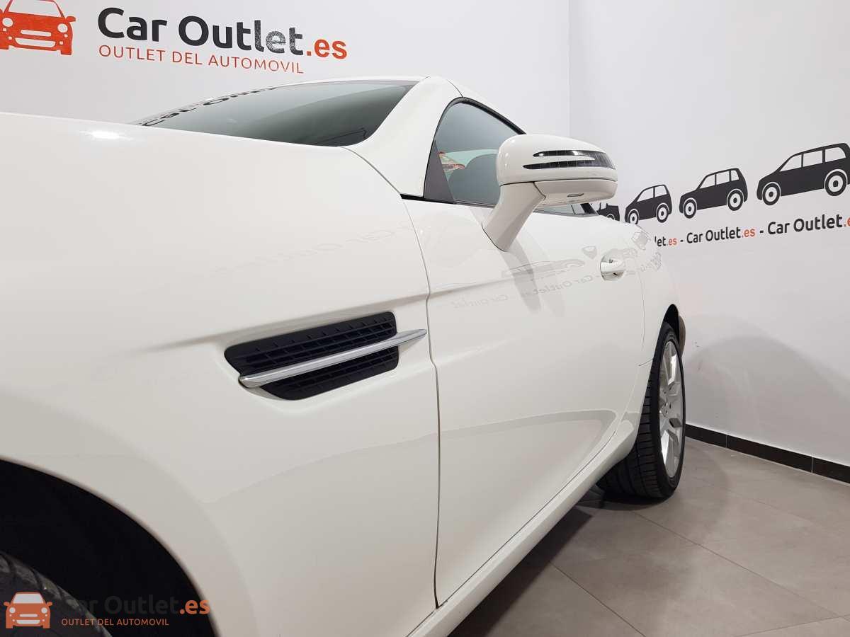 6 - Mercedes SLK Class 2014 - AUTO - CABRIO