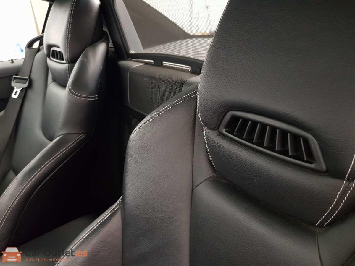 11 - Mercedes SLK Class 2014 - AUTO - CABRIO