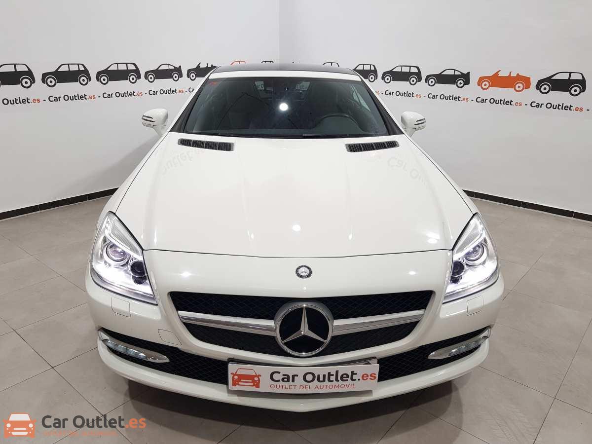 19 - Mercedes SLK Class 2014 - AUTO - CABRIO