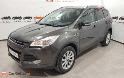 Ford Kuga Diesel / gas-oil - 2016