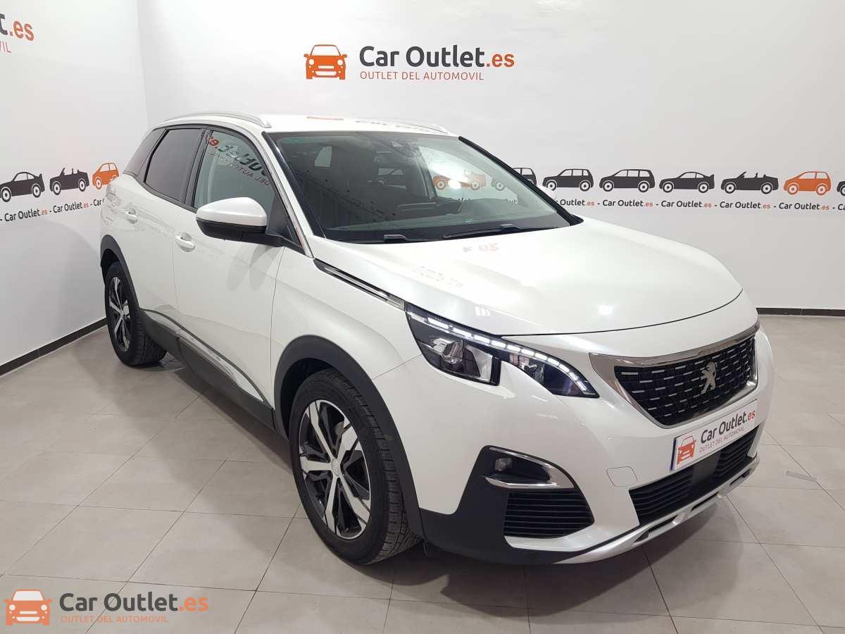 2 - Peugeot 3008 2016