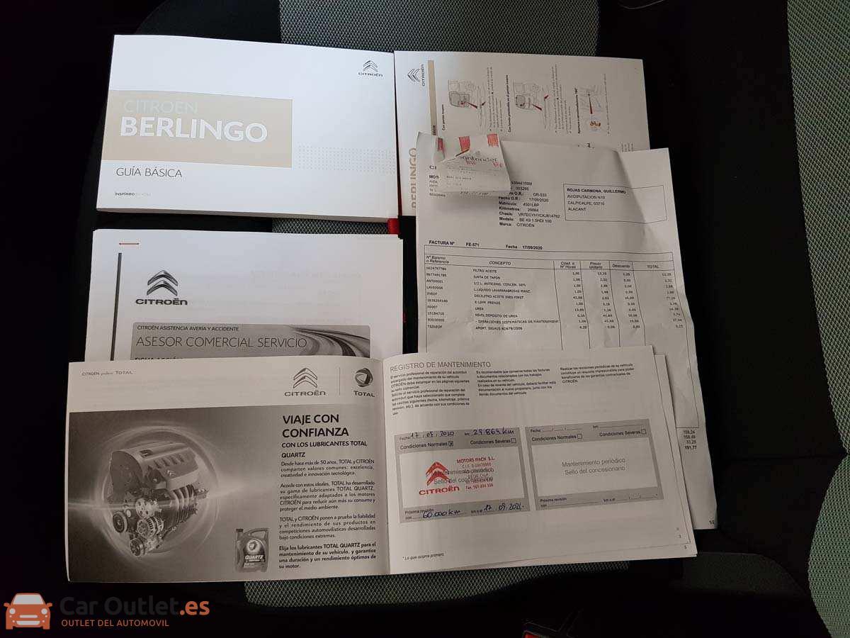 29 - Citroen Berlingo 2019