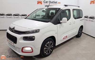 Citroen Berlingo Diesel / gas-oil - 2019