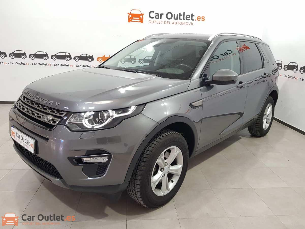 Land Rover Discovery Sport Diesel - 2016