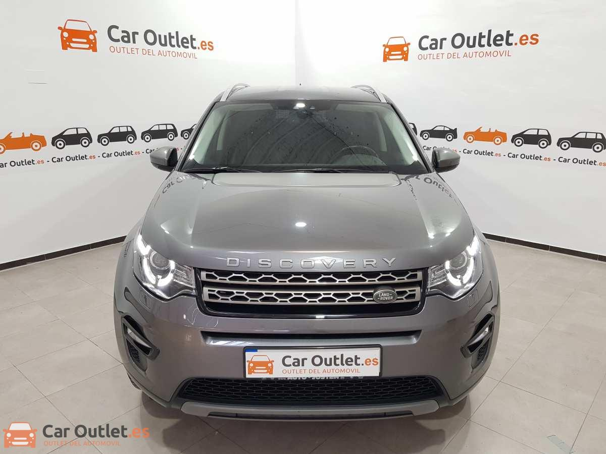 1 - Land Rover Discovery Sport 2016 - AUTO