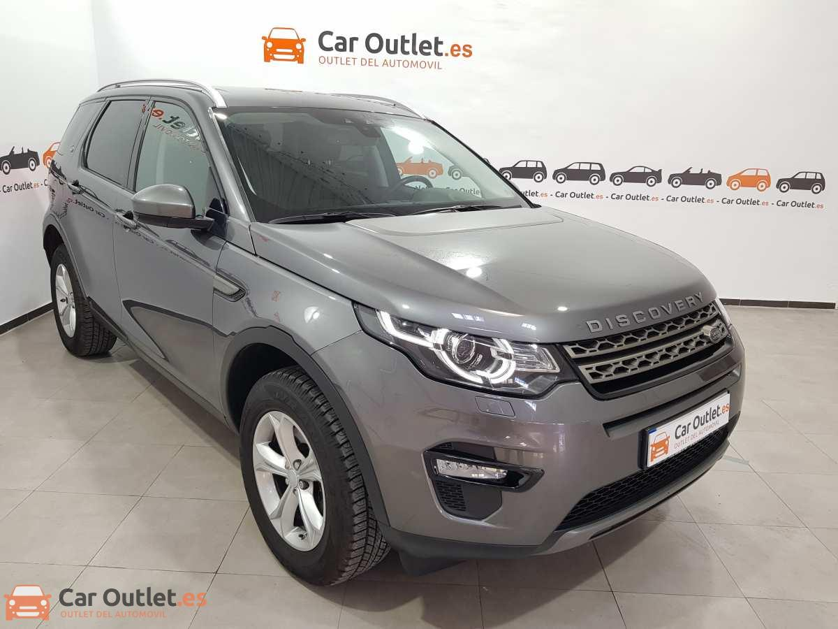 2 - Land Rover Discovery Sport 2016 - AUTO