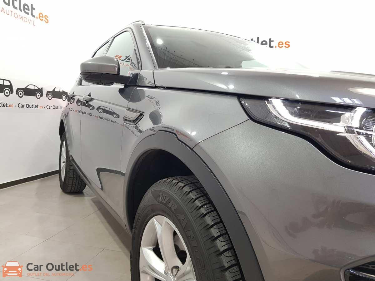 3 - Land Rover Discovery Sport 2016 - AUTO