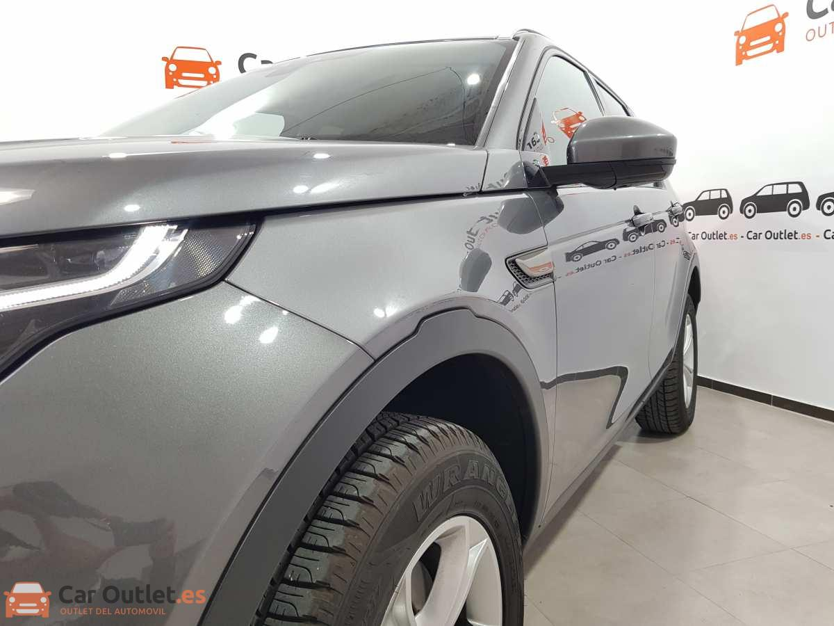 4 - Land Rover Discovery Sport 2016 - AUTO