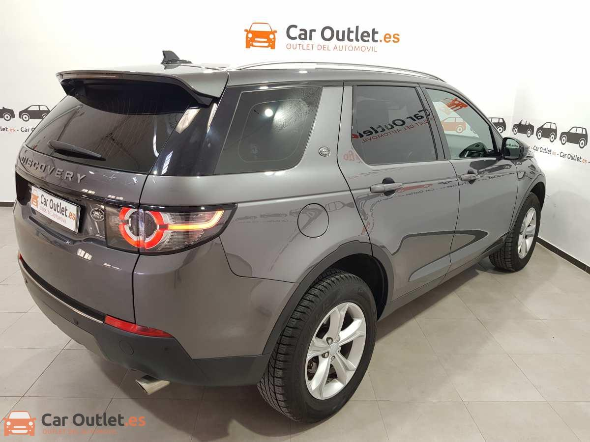 5 - Land Rover Discovery Sport 2016 - AUTO