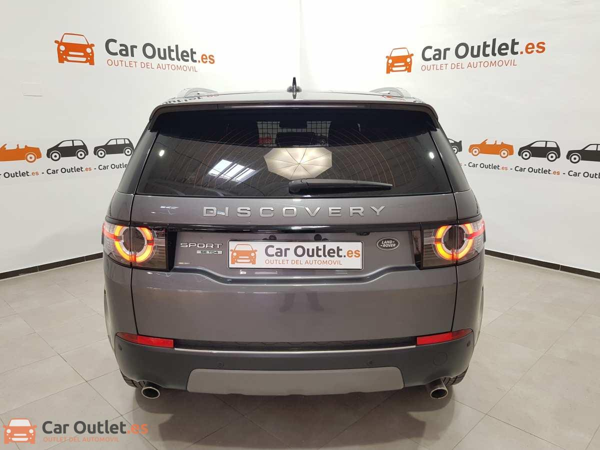 6 - Land Rover Discovery Sport 2016 - AUTO