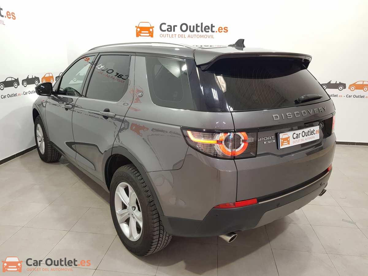 7 - Land Rover Discovery Sport 2016 - AUTO