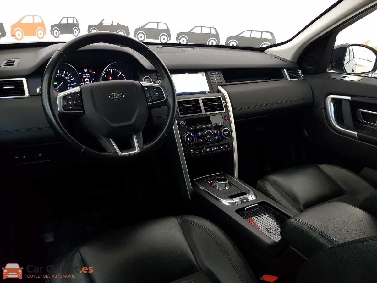 21 - Land Rover Discovery Sport 2016 - AUTO