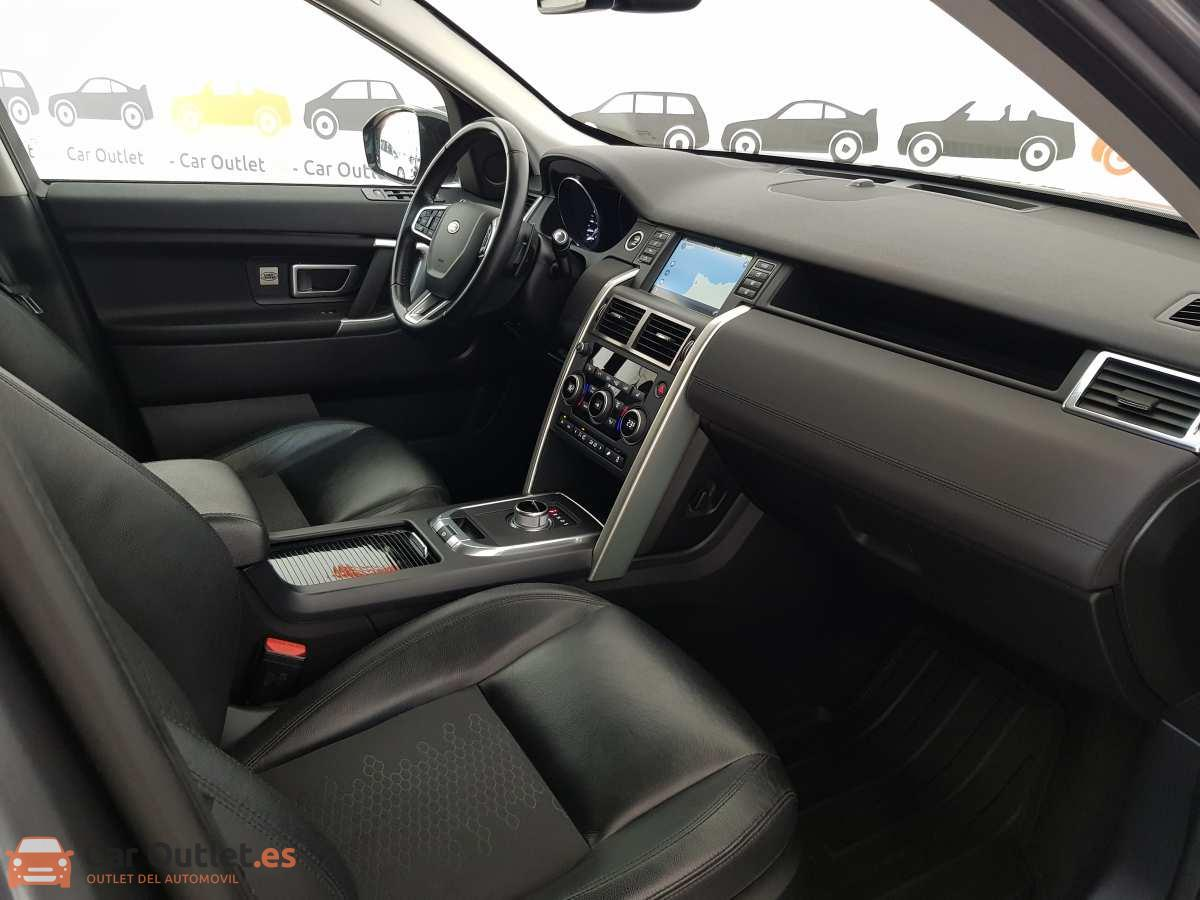 22 - Land Rover Discovery Sport 2016 - AUTO