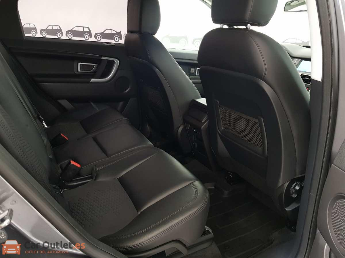 23 - Land Rover Discovery Sport 2016 - AUTO
