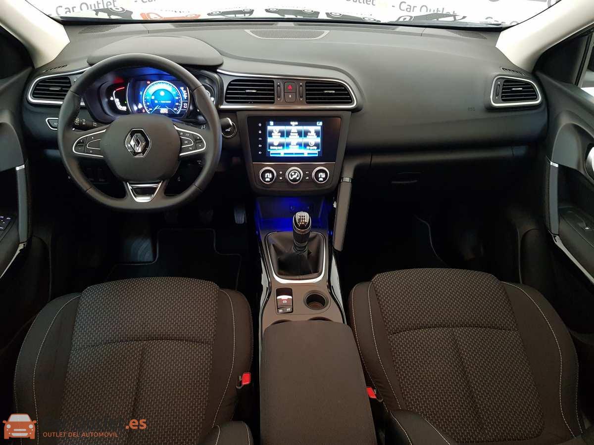 6 - Renault Kadjar 2019