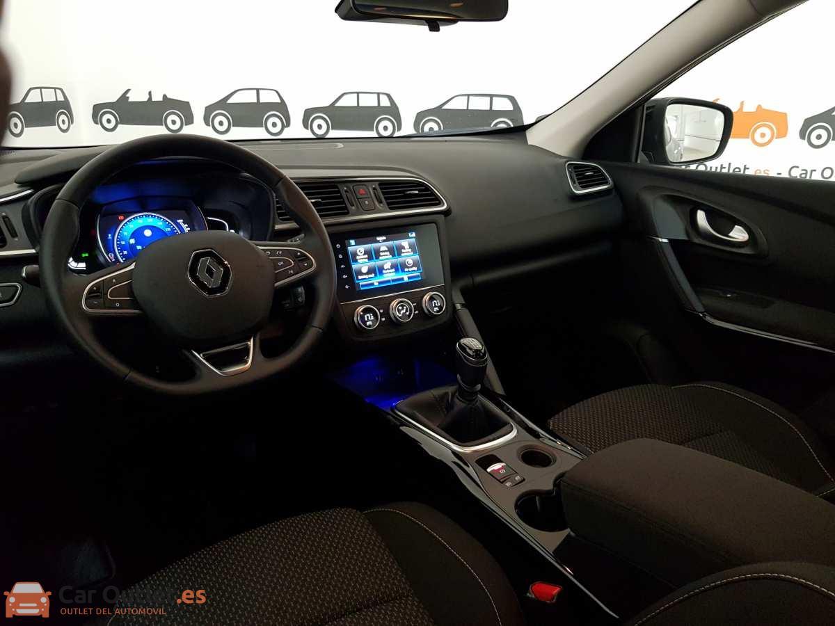 7 - Renault Kadjar 2019