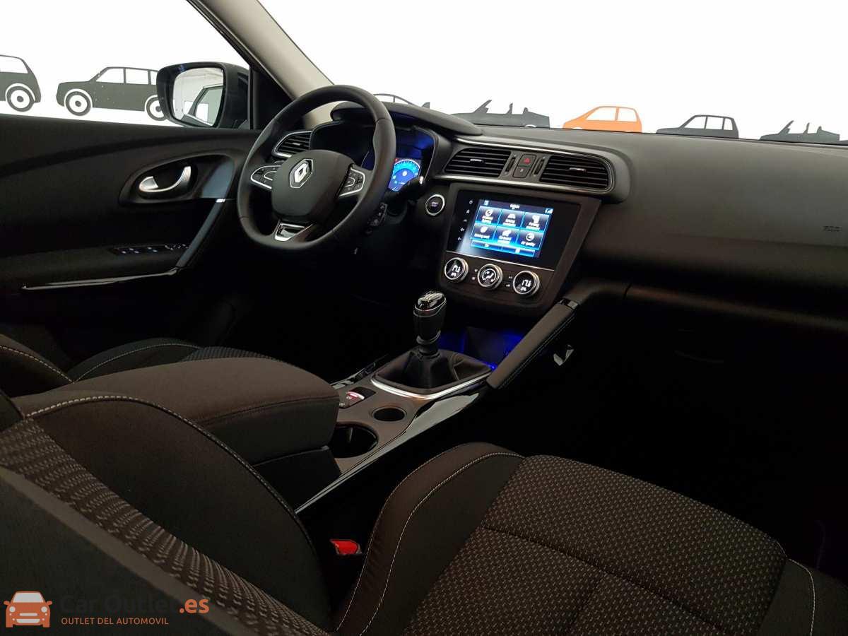 8 - Renault Kadjar 2019