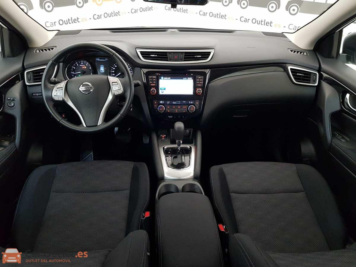 10 - Nissan Qashqai 2017 - AUTO