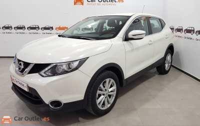 Nissan Qashqai Benzin - 2017