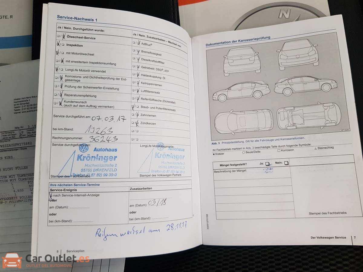 25 - Volkswagen Golf 2015 - AUTO