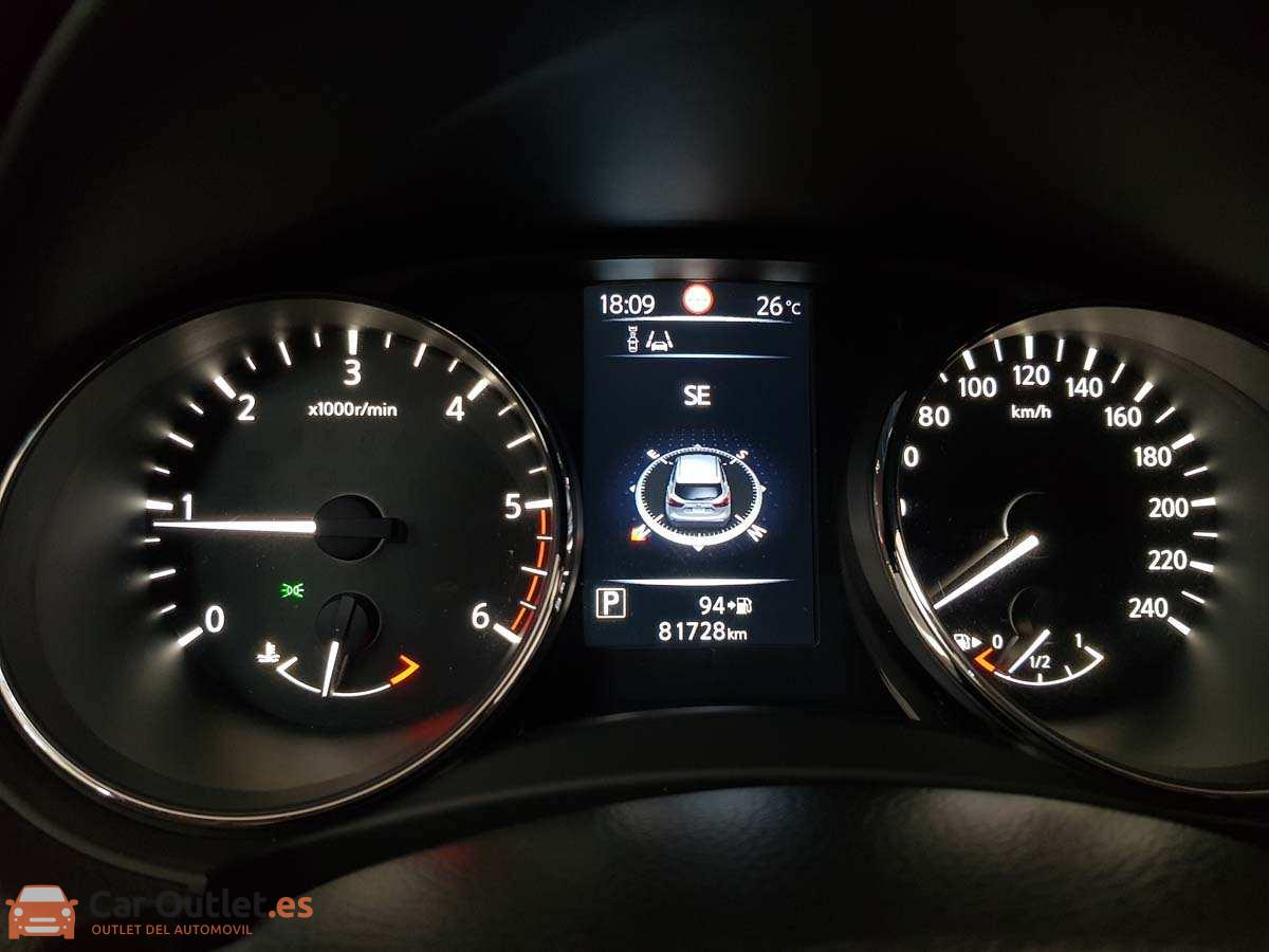 22 - Nissan Qashqai 2014 - AUTO