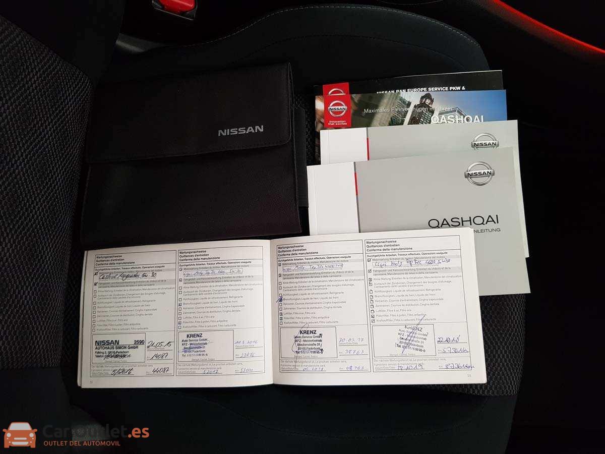 31 - Nissan Qashqai 2014 - AUTO