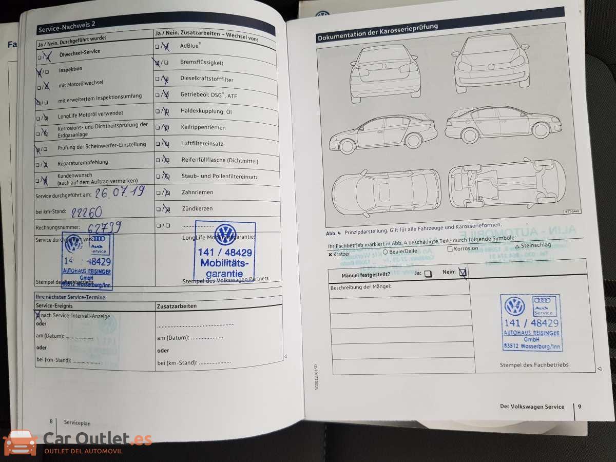 27 - Volkswagen Golf VII Sportsvan 2016 - AUTO