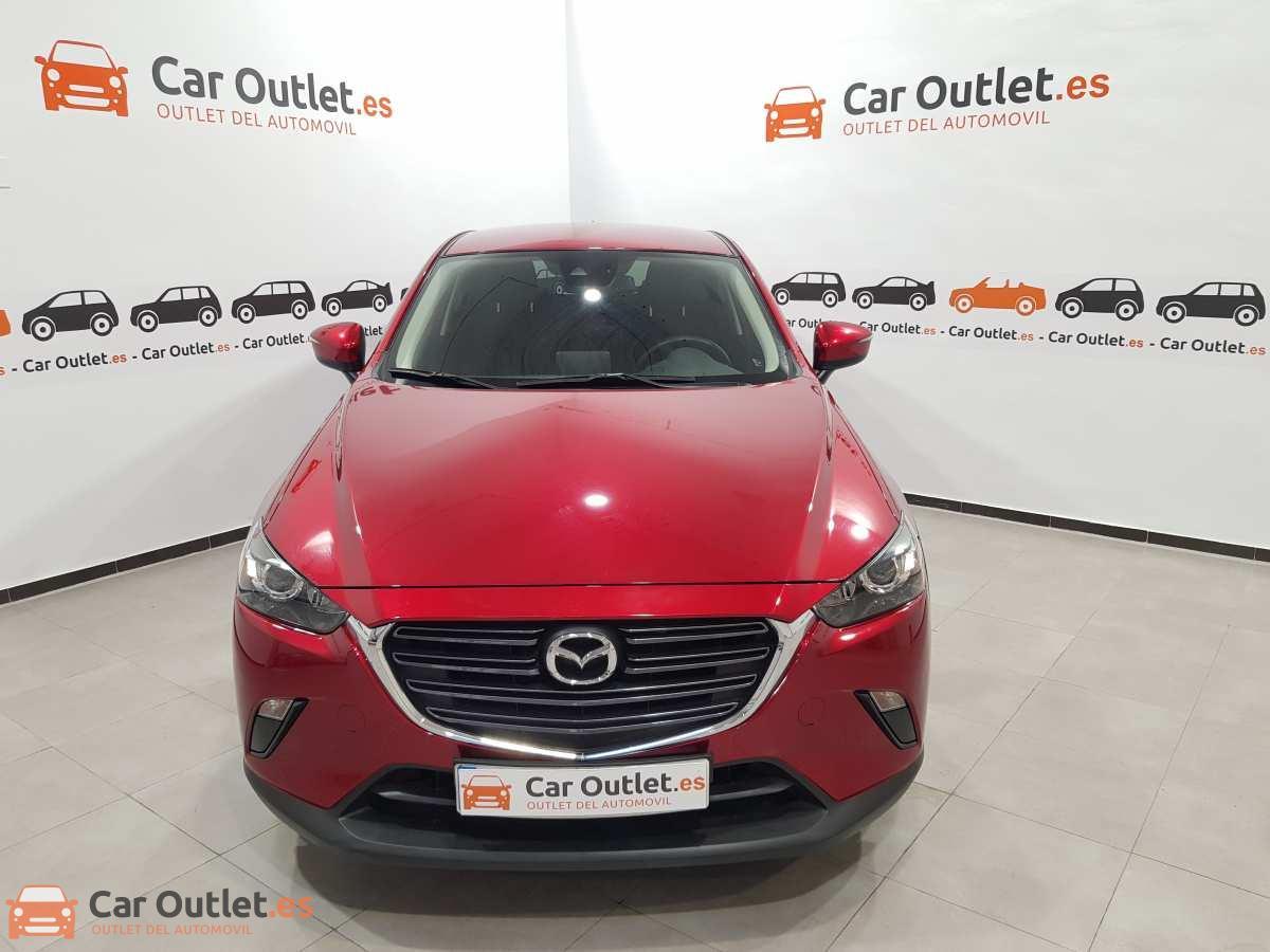 1 - Mazda Cx-3 2019 - AUTO