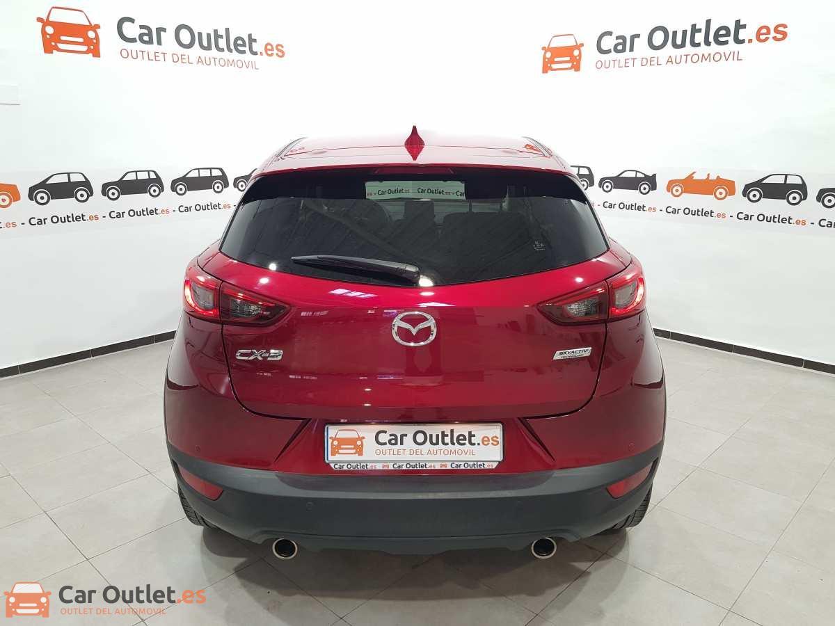 6 - Mazda Cx-3 2019 - AUTO