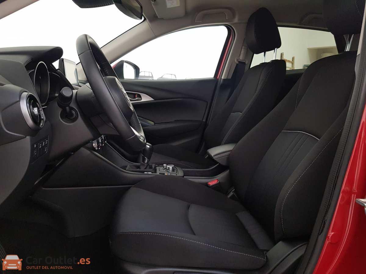 8 - Mazda Cx-3 2019 - AUTO