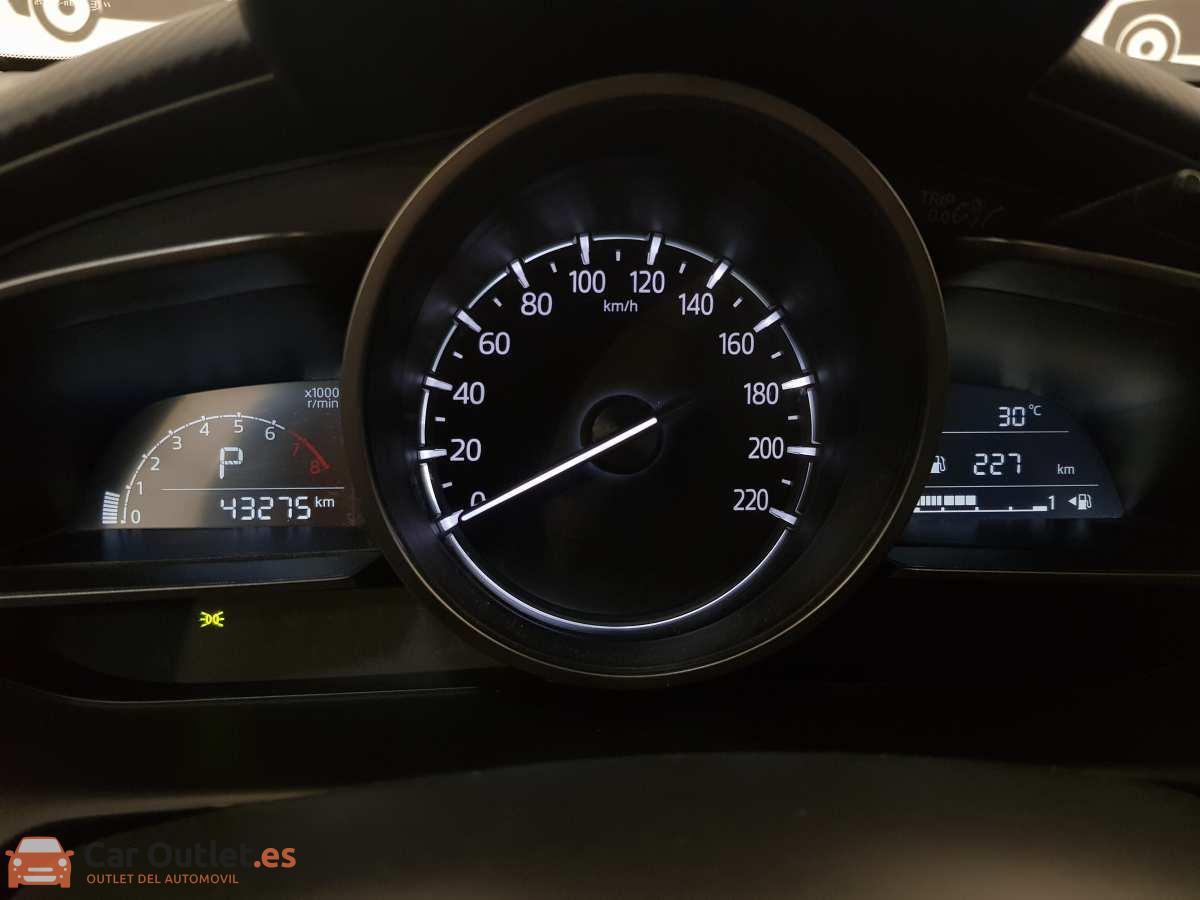 19 - Mazda Cx-3 2019 - AUTO