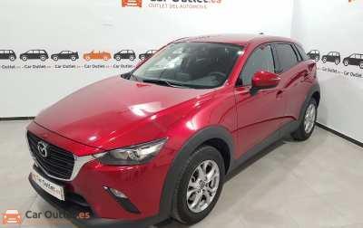 Mazda Cx-3 Petrol - 2019