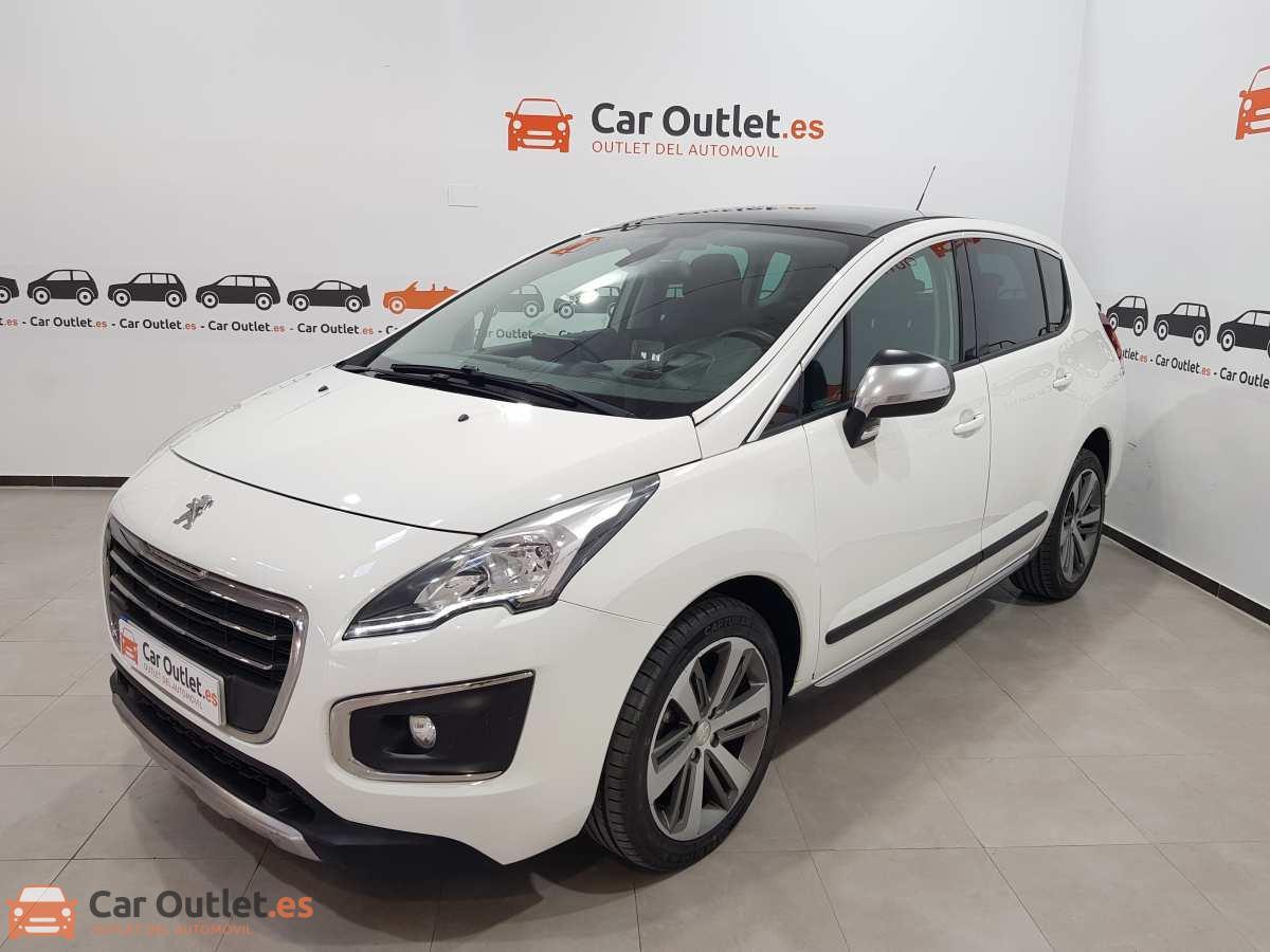 Peugeot 3008 Essence - 2016