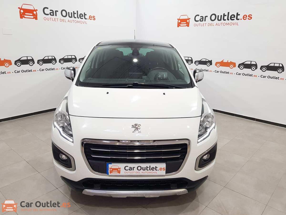 1 - Peugeot 3008 2016